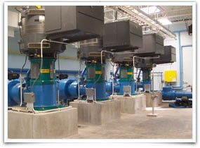 MPU Water Treatment Facilities